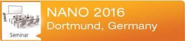 Raith Nano2016 22nd seminar on electron and ion beam fabrication for nanotechnology