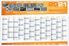 Kalendarz Raith'a na 2021 rok