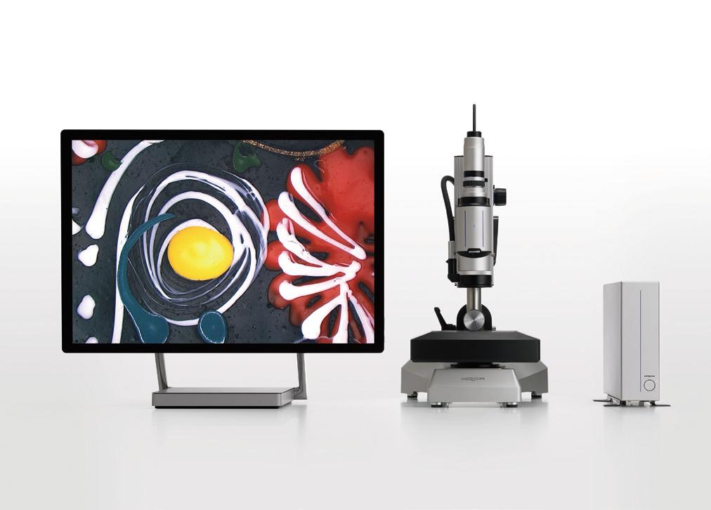 Najnowsza innowacja w cyfrowej mikroskopii 3D
