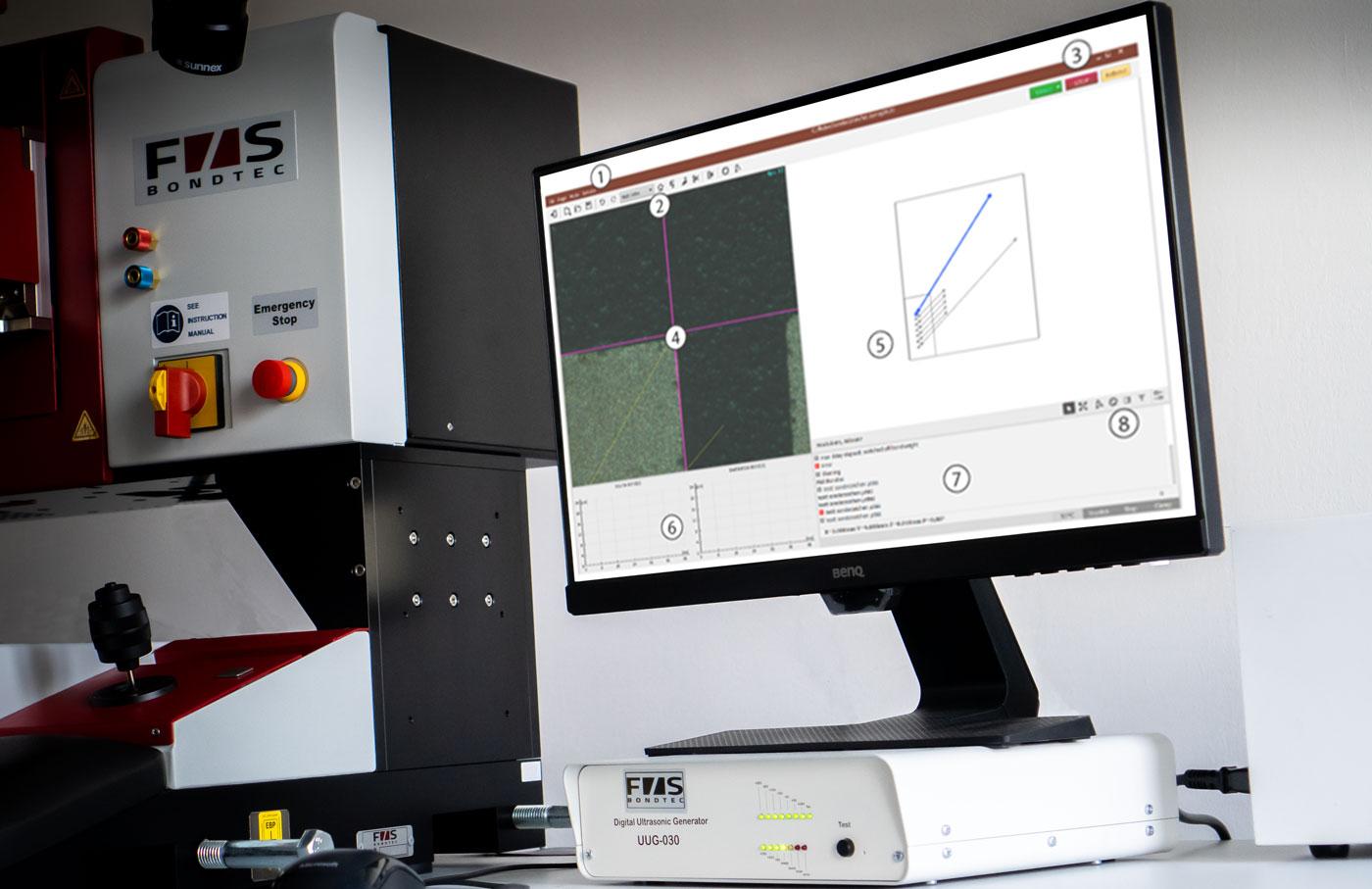 Przedstawiamy oprogramowanie Bondstar — serce bonderów drutowych i testerów połączeń firmy Bondtec